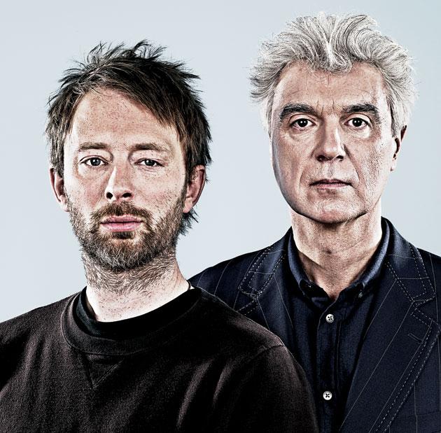 David Byrne 和 Thom Yorke 讨论音乐的真正价值