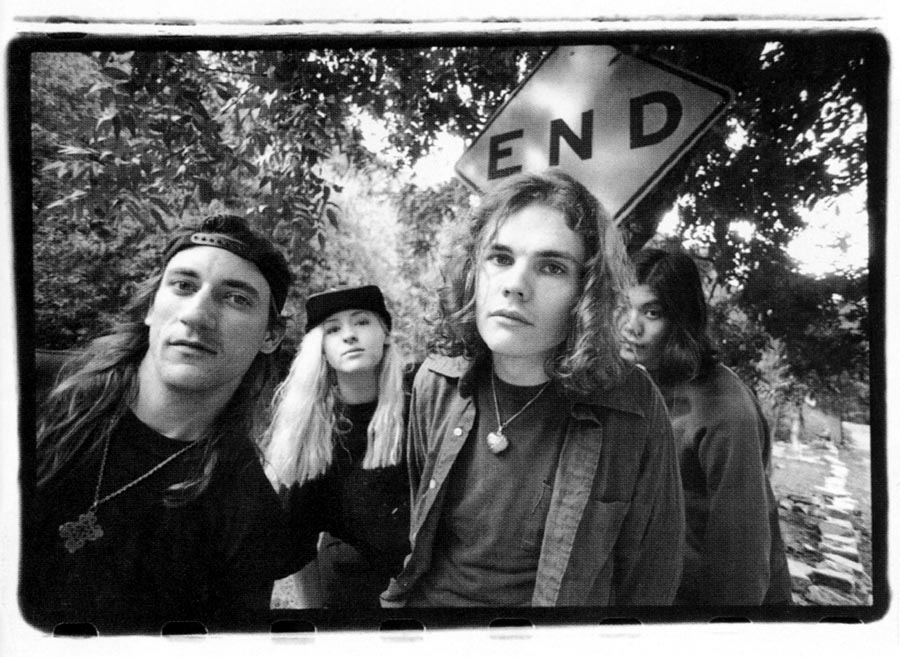 Smashing Pumpkins – Cherub Rock