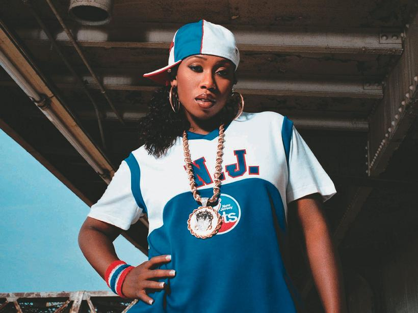 Missy Elliott – The Rain